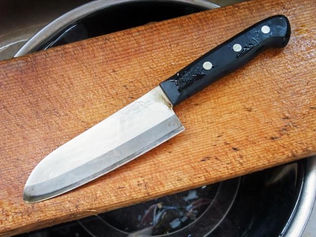マツコの知らない世界 ステンレス包丁の世界 三徳包丁 ペティナイフ モーニングナイフ
