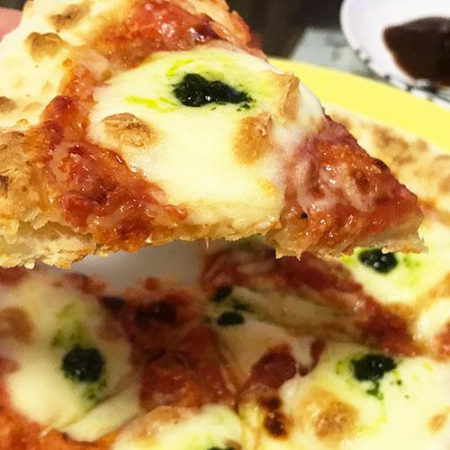森山ナポリ 冷凍食品 本格ピザ