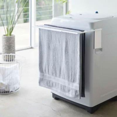 ほんわかテレビ 山崎実業 収納アイテム 洗濯機 テレビ裏 ディスペンサー