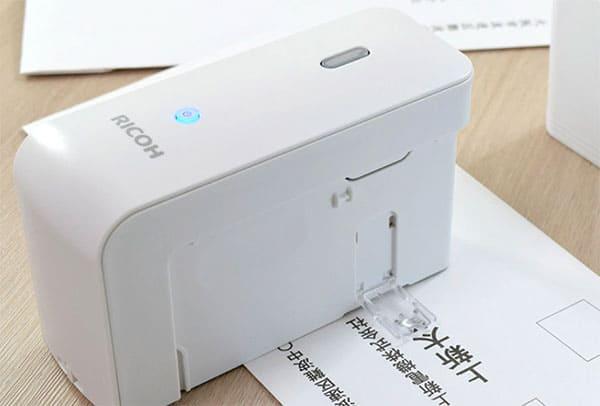 所さんお届けモノです お取り寄せ 一芸家電 宛名印刷 ハンディプリンター